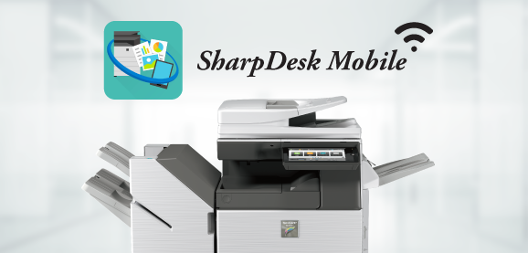 Sharp Desk Mobile